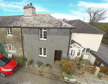 SSTC - £160,000 - 2 Bedroom Terraced Cottage For Sale in South Petherwin area – click for details