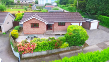 £240,000 - 2 Double Bedroom Detached Bungalow For Sale in Launceston area – click for details